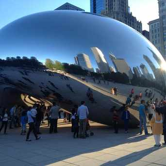 Photo of Millennium Park in The Loop, Chicago