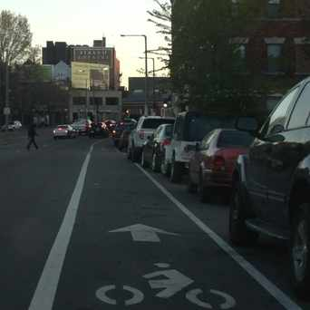 Photo of Bike Lane in Uphams Corner - Jones Hill, Boston