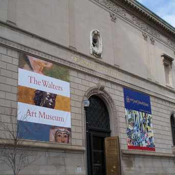 Photo of Walters Art Museum in Mount Vernon, Baltimore