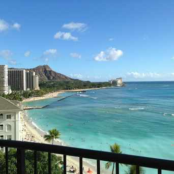 Photo of Moana Surfrider, A Westin Resort & Spa, Waikiki Beach in Waikiki, Honolulu