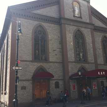 Photo of Church Of Transfiguration in Chinatown, New York
