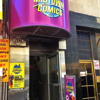 Photo of Midtown Comics Times Square in Garment District, New York