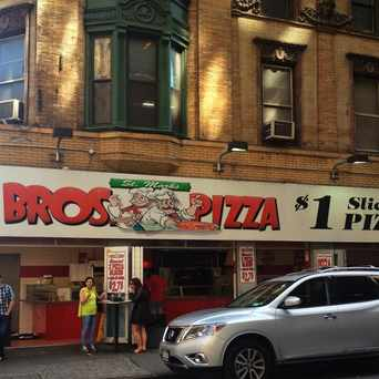 Photo of 2 Bros. Pizza in Garment District, New York