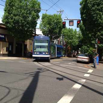 Photo of Portland Streetcar in Northwest District, Portland