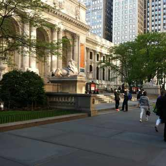 Photo of New York Public Library in Midtown East, New York