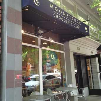 Photo of Moonstruck Chocolate Cafe in Northwest District, Portland