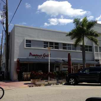 Photo of Provence Grill in City Center, Miami Beach