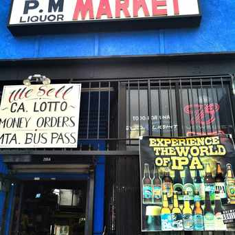 Photo of P M Market in Silver Lake, Los Angeles