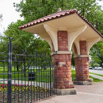 Photo of Goodale Park in Victorian Village, Columbus
