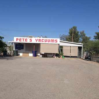 Photo of Pete's Vacuums Sales & Services in Garden District, Tucson
