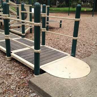 Photo of Accessible Play Area in Vancouver