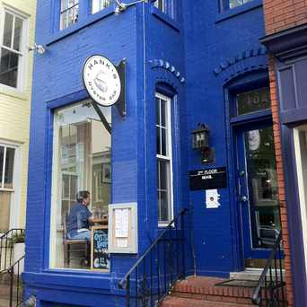 Photo of Hank's Oyster Bar in Old Town, Alexandria