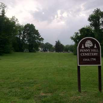 Photo of Penny Hill Cemetery in Southwest Quadrant, Alexandria