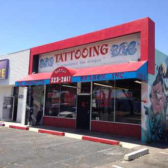 Photo of The Enchanted Dragon Tattoo in Garden District, Tucson