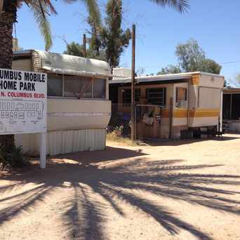 Photo Of Columbus Mobile Home Park In Tucson