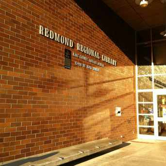 Photo of Redmond Regional Library in Downtown, Redmond