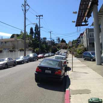 Photo of Sunnyslope Avenue in Grand Lake, Oakland