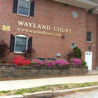 Photo of Wayland Courthouse in Wayland, Providence
