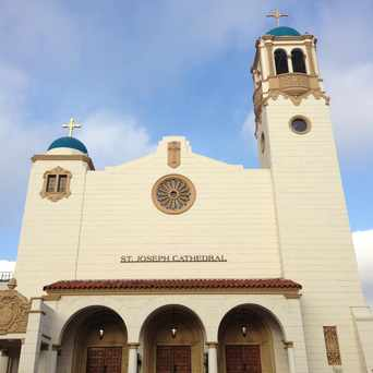 Photo of St. Joseph Cathedral in Cortez, San Diego