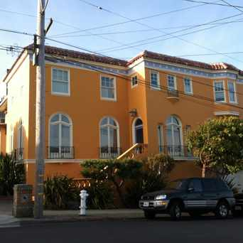 Photo of Geary Blvd & 45th Ave in Sutro Heights, San Francisco
