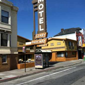 Photo of Geary Parkway Motel in Inner Richmond, San Francisco