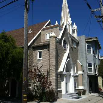 Photo of Christ Church in Inner Richmond, San Francisco
