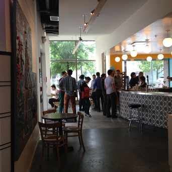 Photo of Voltage Coffee & Art in Kendall Square, Cambridge
