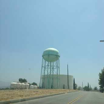 Photo of Water Tower in San Bernardino