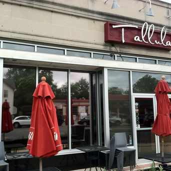 Photo of Tallula Restaurant in Lyon Park, Arlington