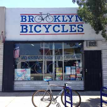 Photo of Brooklyn Bicycles in Normal Heights, San Diego