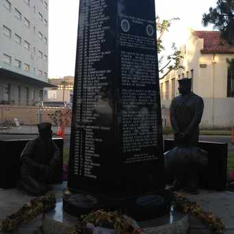 Photo of United States Aircraft Carrier Memorial in Marina, San Diego