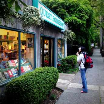 Photo of Quest Bookshop/Theosophical in Capitol Hill, Seattle