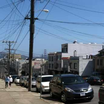 Photo of 25th Ave & Balboa St in Outer Richmond, San Francisco