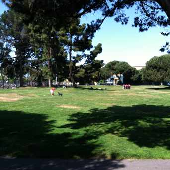 Photo of Raymond Kimball Park in Western Addition, San Francisco