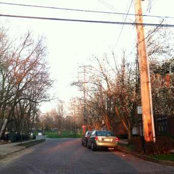 Photo of Poplar Ave Columbus, Ohio in Victorian Village, Columbus