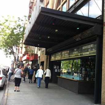 Photo of Sunshine Cinema in Bowery, New York