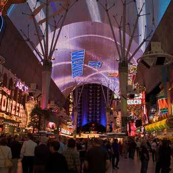 Photo of Fremont Street Experience in Las Vegas