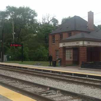 Photo of 95th/Wood/Metra Station in Beverly, Chicago