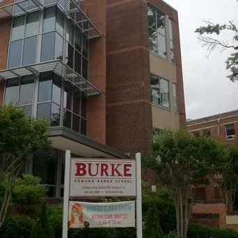 Photo of Edmund Burke School in Van Ness - Forest Hills, Washington D.C.
