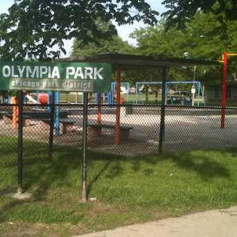 Photo of Olympia Park in Edison Park, Chicago