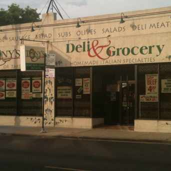 Photo of Tony's Italian Deli & Subs in Edison Park, Chicago