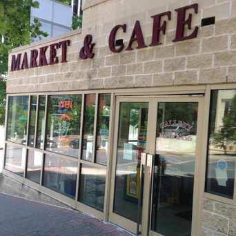 Photo of Gallery Market & Cafe in North Rosslyn, Arlington