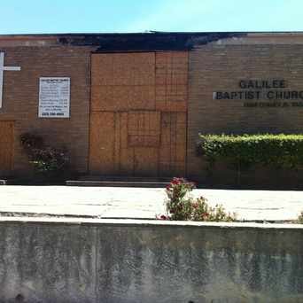 Photo of Galilee Baptist Church in Park Mesa Heights, Los Angeles