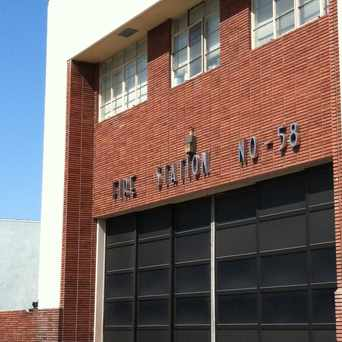 Photo of Los Angeles Fire Department in South Robertson, Los Angeles