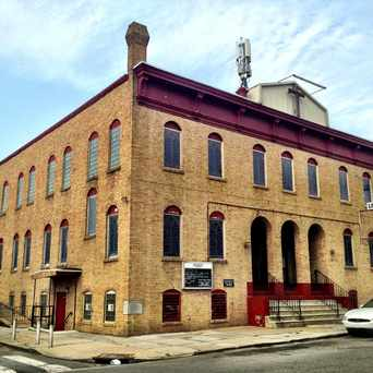 Photo of Liberty Baptist Church in Philadelphia