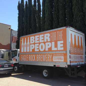 Photo of Eagle Rock Brewery in Glassell Park, Los Angeles