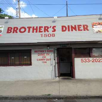 Photo of Brother's Diner in The Ville, St. Louis