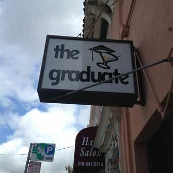 Photo of The Graduate in Rockridge, Oakland