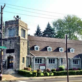 Photo of Simpson Fletcher Methodist Church in Overbrook, Philadelphia
