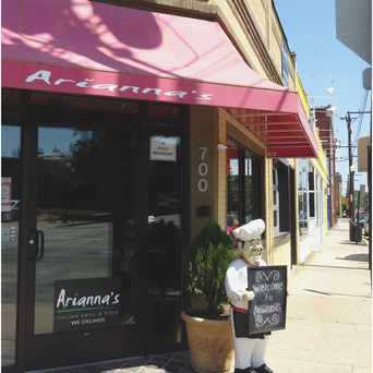 Photo of Arianna's Italian Grill and Pizzeria in The Museum District, Richmond